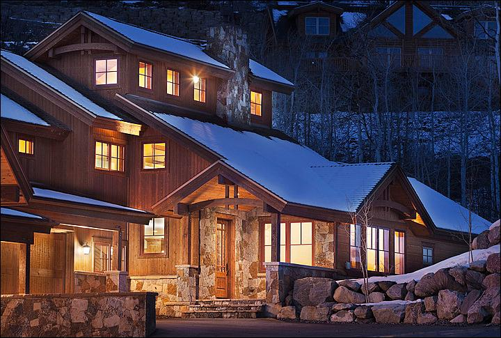 Chalet Fuego - Views of Sleeping Giant & Emerald Mountain - Opulent Accommodations (11871) - Steamboat Springs - rentals