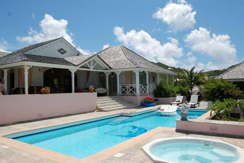 STB - DULCE VIDA - Elegant & spacious luxury villa - Image 1 - Gustavia - rentals