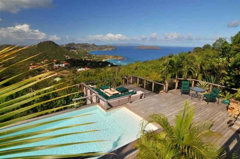 STB - VILLA CIELO - Fabulous villa for the holidays - Image 1 - Gustavia - rentals