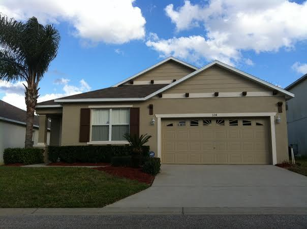 Legacy Park 4 Bedroom Villa-Close to Disney 334A - Image 1 - Davenport - rentals