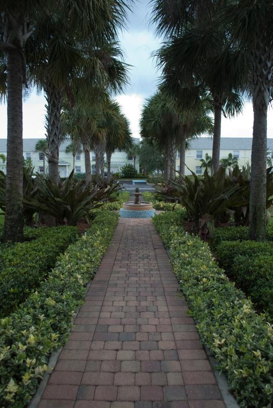 Walkway to Gym - St Petersburg Waterfront Townhome on Coquina Key - Saint Petersburg - rentals