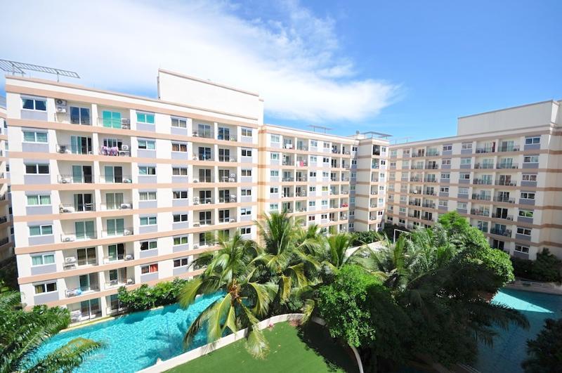 Park lane 102/1 - Image 1 - Pattaya - rentals
