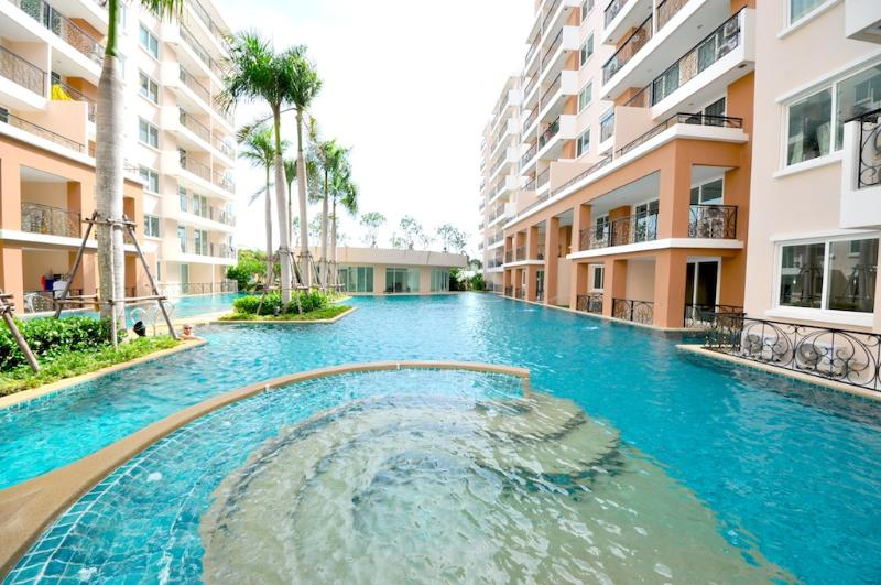 1 bedroom flat in the new condo Paradise Park (309-2)Pattaya - Image 1 - Jomtien Beach - rentals