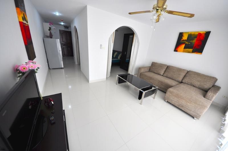 1bedroom on Jomtien 100m away from the beach(soi12-208) - Image 1 - Pattaya - rentals