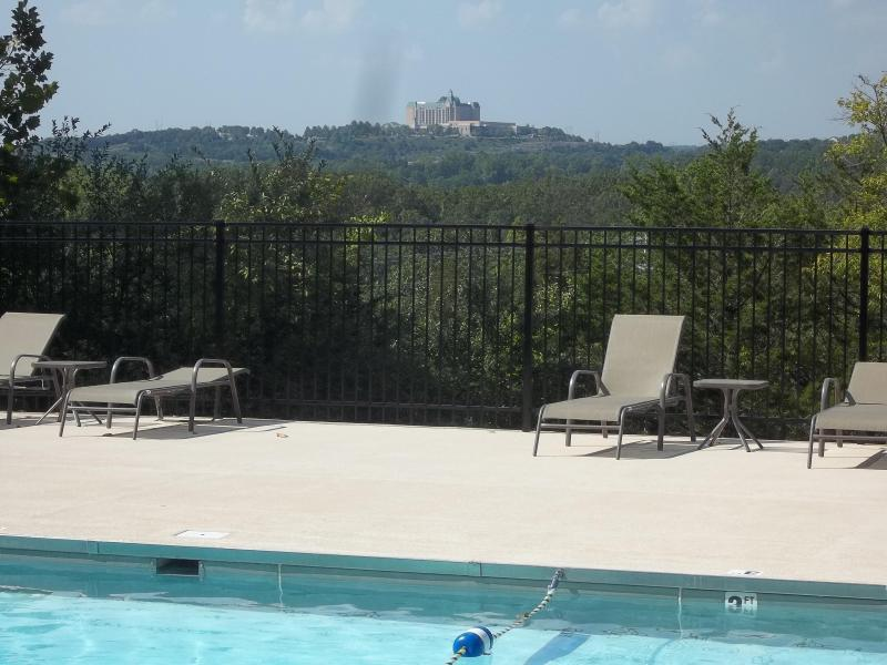 View of the Chateau - Taneycomo Lakeside-Tablerock Lake 1 Mile-Stunning - Branson - rentals