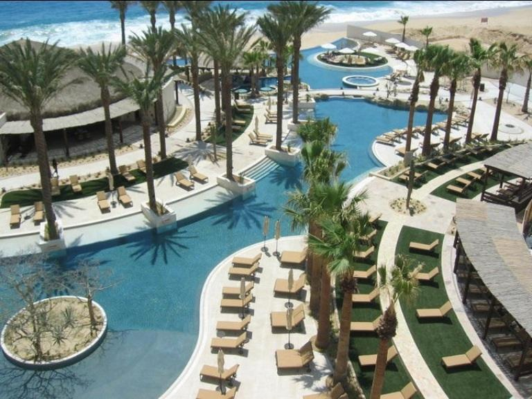 Brisas Pool - GRAND SOLMAR: CERTIFICATE OF EXCELLENCE 2014 - Cabo San Lucas - rentals