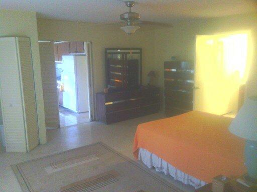 Master Bedroom - Two Bed rooms one bath fully Furnish in the virgin - Christiansted - rentals
