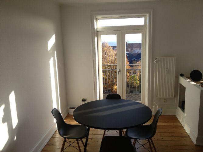 Strandparksvej Apartment - Very nice Copenhagen apartment with view to Oeresund - Copenhagen - rentals