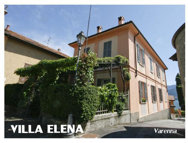 external view -villa elena Varenna vacation flats - VILLA ELENA Varenna Flats | Center Town - Varenna - rentals