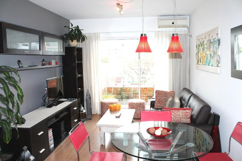living room - Super Apartment in Palermo Hollywood 4PAX - Buenos Aires - rentals