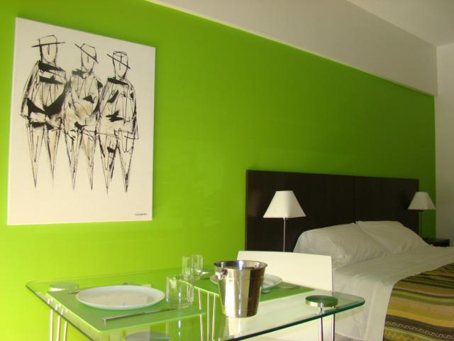 Green Apart in Recoleta 1BD 2PAX - Image 1 - Buenos Aires - rentals
