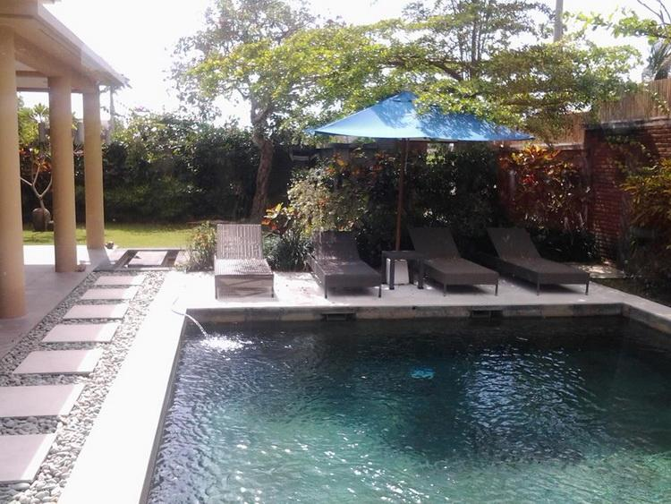 Three Bedroom villa in central Canggu - Villa Sarah Jaya - Image 1 - Canggu - rentals