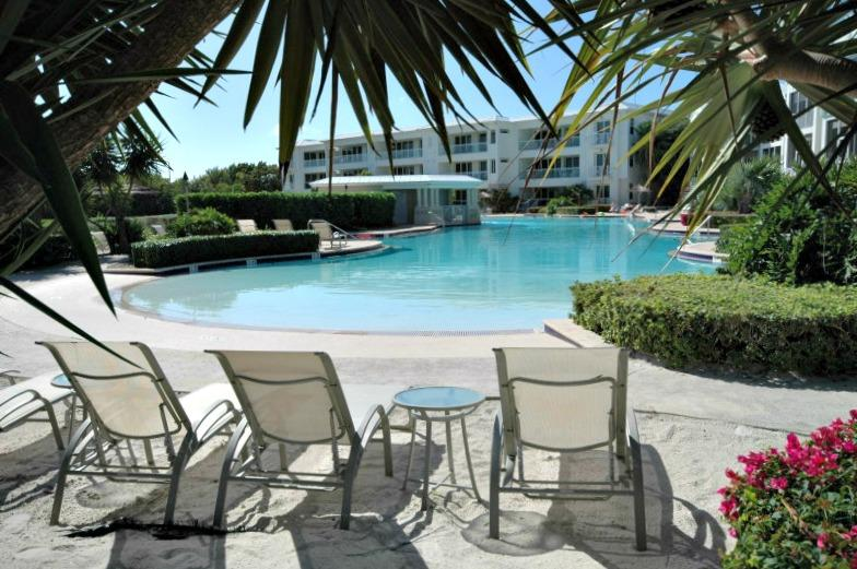 Sunning around the oasis pool - If paradise has an address...it is Villa 333 - Key Largo - rentals