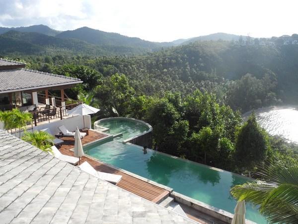 Lord Jim Retreat -  Koh Phangan hills, beach and sea - Villa for rental with private pool - Lord Jim Retreat - Breathtaking Private Villa - Koh Phangan - rentals