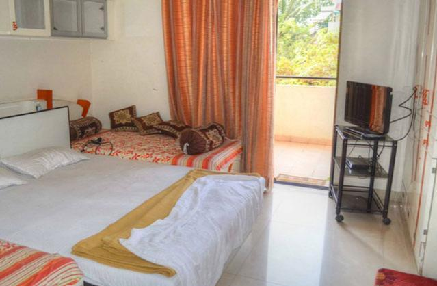 Service apartment for stay - Image 1 - Pune - rentals
