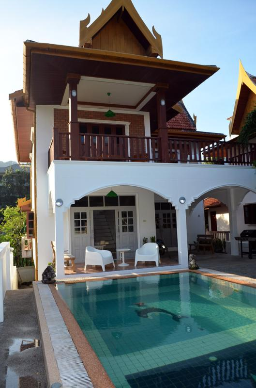 3 Bedroom Pool Villa 5 min walking to Surin Beach - Image 1 - Phuket - rentals