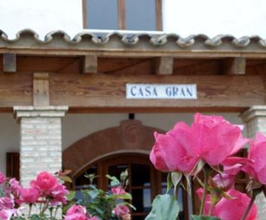 Masia Casa Gran - Typical catalan farmhouse (legal property) - Rasquera - rentals