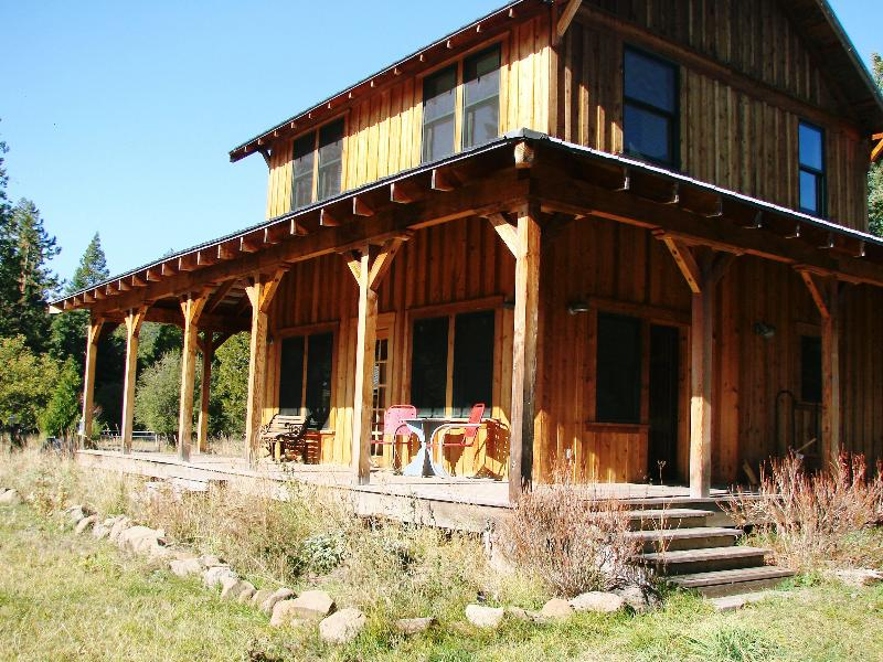 Meadow House on a Historic Ranch in Ashland, OR - Image 1 - Ashland - rentals