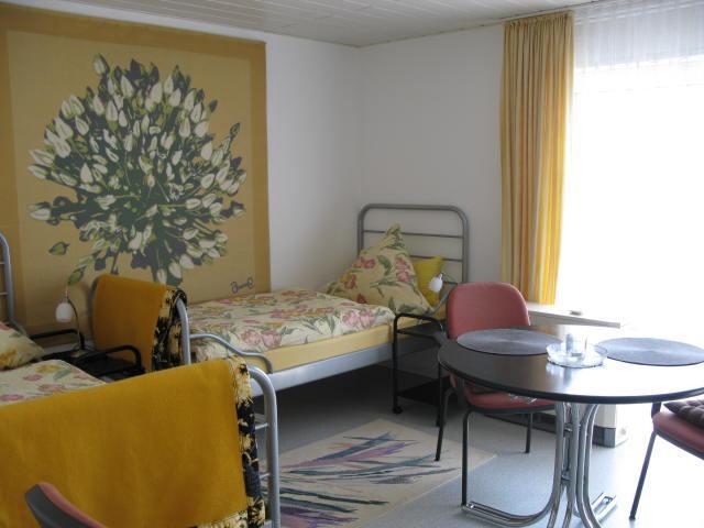 Bedroom - Apartments in Sinsheim near Heidelberg - Weiler - rentals