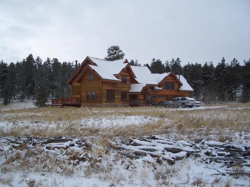 Lodge of the Rockies - Pretty Rocky Mountain Retreat Near Buena V & Breck - Hartsel - rentals