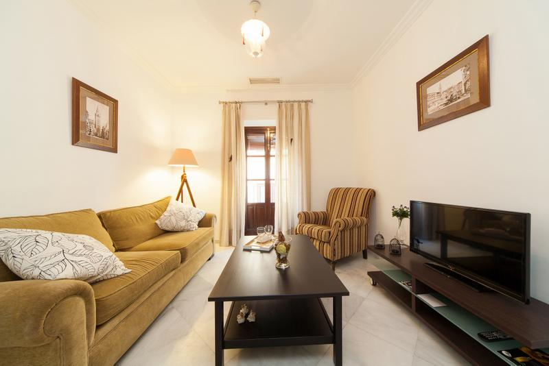 [652] Perfect location for this apartment - Image 1 - Province of Seville - rentals