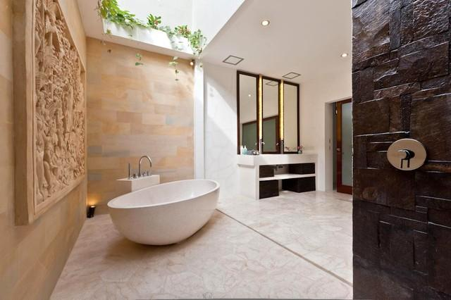 Beautiful and cozy 4bd villa in quiet Umalas - Image 1 - Denpasar - rentals