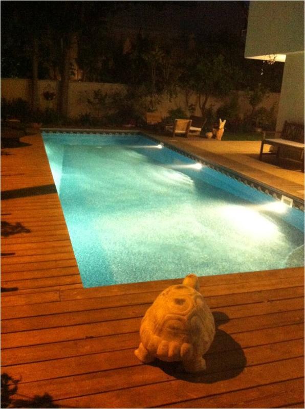 vila by the sea-herzeliy pituach With a pool - Image 1 - Herzlia - rentals