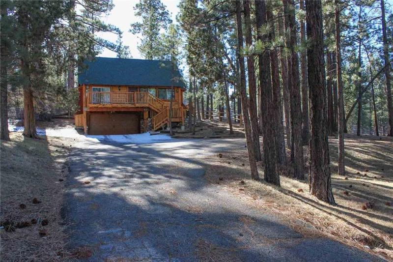 Living Log Cabin #1494 - Image 1 - Big Bear City - rentals