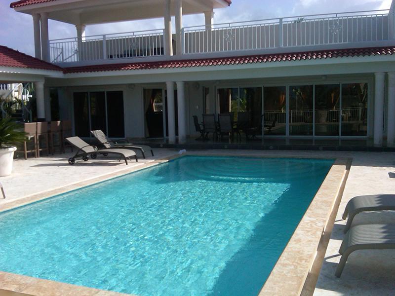 Villa ULTIMA: Roof Top Terrace! - Image 1 - Sosua - rentals