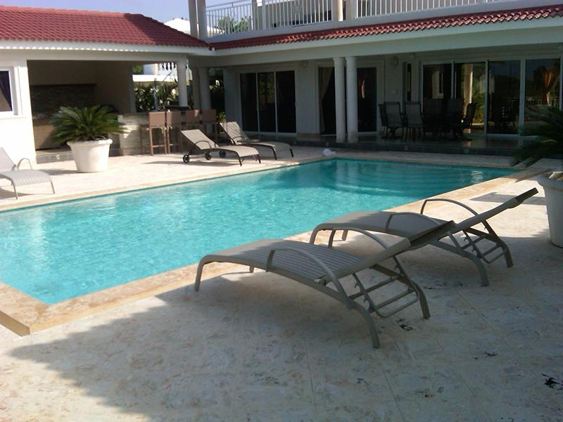 Elegant and stylish  four bedroom villa in gated community - Image 1 - Sosua - rentals