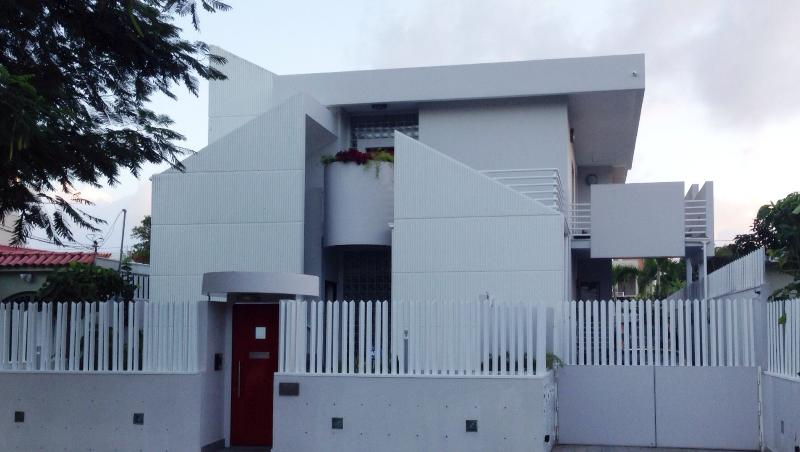 Beautiful Facade of the Villa - Italian Designed Ocean Villa - San Juan - rentals
