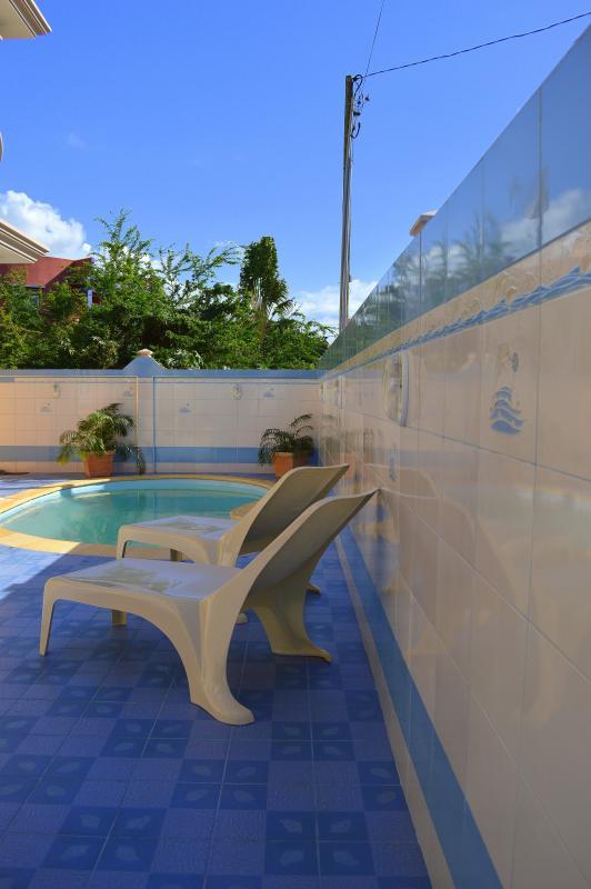 Bungalow with Veranda and Pool at Flic En Flac - Image 1 - Flic En Flac - rentals