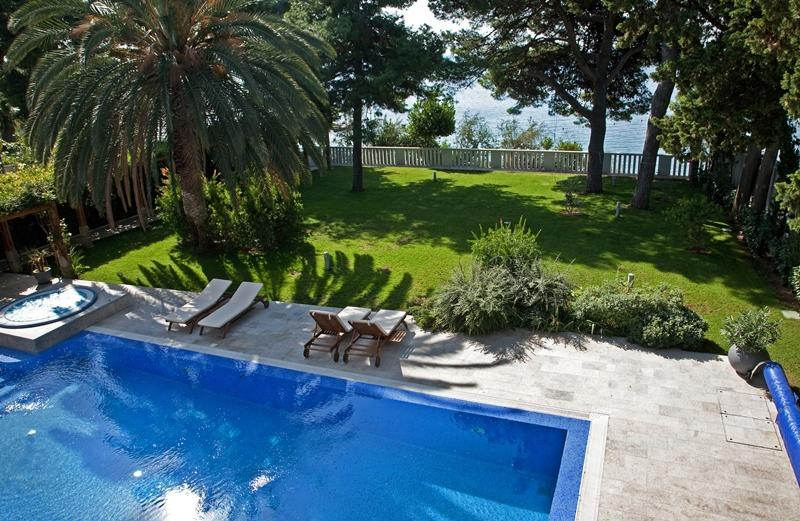 swiming pool - villa Split - Split - rentals
