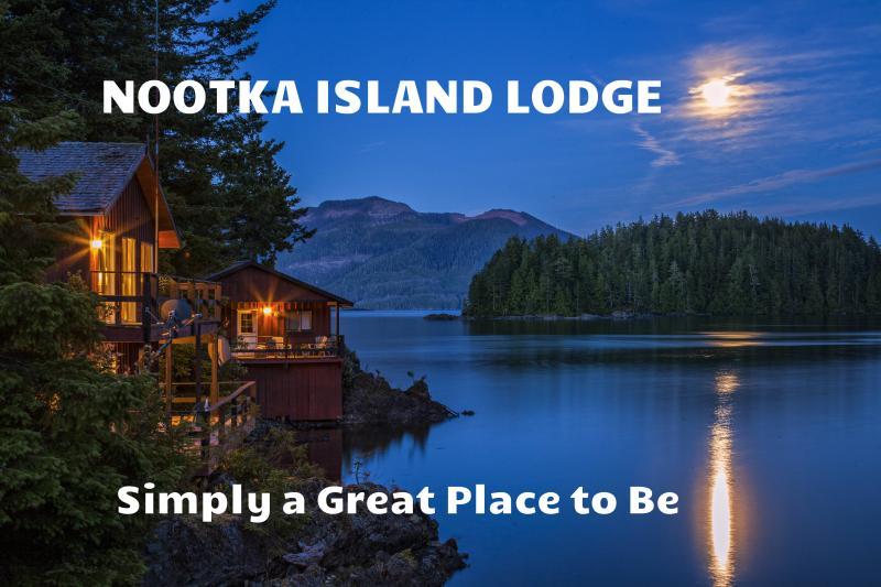 Nootka Bay - NOOTKA ISLAND LODGE, NOOTKA SOUND BRITISH COLUMBIA - Nootka Island - rentals