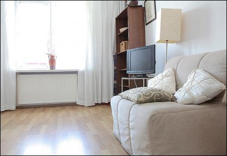 Cosy studio at Zbawiciela Square, city center! - Image 1 - Warsaw - rentals