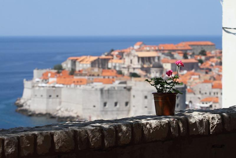 Amazing view of the Old Town in Dubrovnik - Image 1 - Dubrovnik - rentals