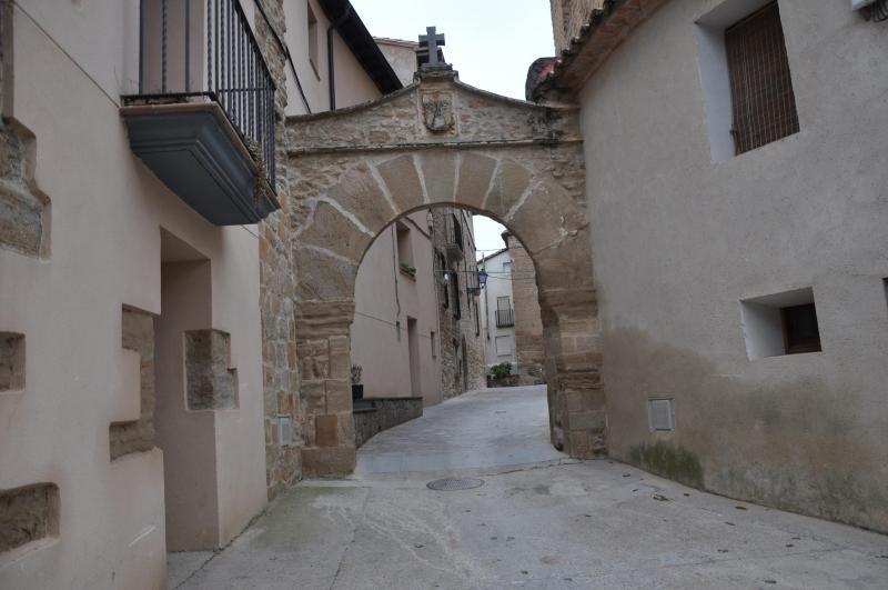 CASA PURROY DE ARTASONA - Image 1 - El Grado - rentals