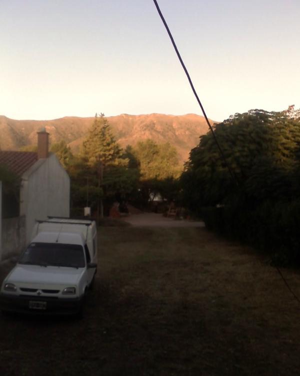 atardecer en las sierras - SANTA MARIA DE PUNILLA !!! Cabaña Aneley ,,,,, - Bialet Masse - rentals