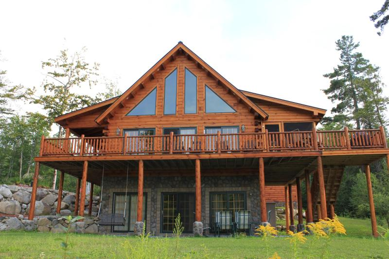 Log Home - Image 1 - Madison - rentals