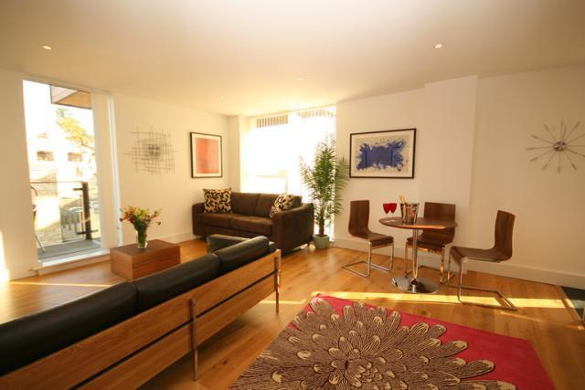 Living Room - Signet Accordia 1  Bedroom Apartment - Cambridge - rentals