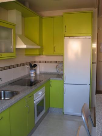 Kitchen with frigde,vitro,oven,dishwasher,washing machine... - Nice rural apartment for two in beautiful mountains area, you'll love it! - Bonar - rentals