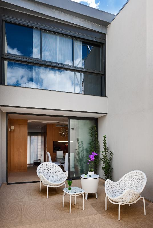 Terrace - Duplex-Terrace Fuencarral/Gran Via - Madrid - rentals