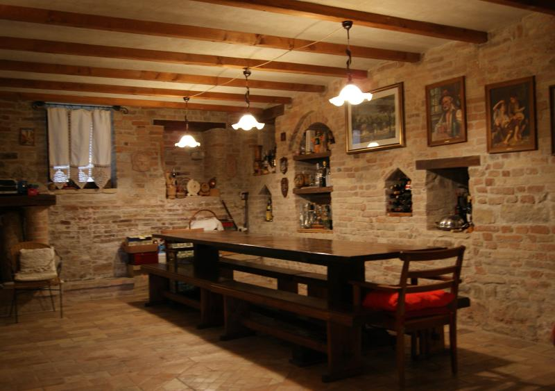 country style room - Le Marche - Il Vecchio Torchio b&b - rental - Santa Vittoria in Matenano - rentals