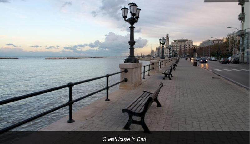 Flat location - Historical building - Large Historical Furnished Apt In Bari Centre - Bari - rentals