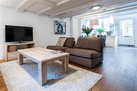Jordaan Noordermarkt Apartment A - Image 1 - Amsterdam - rentals