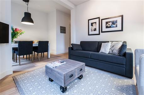 De Pijp Boutique Apartment 9 - Image 1 - Amsterdam - rentals