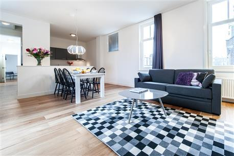 De Pijp Boutique Apartment 13 - Image 1 - Amsterdam - rentals
