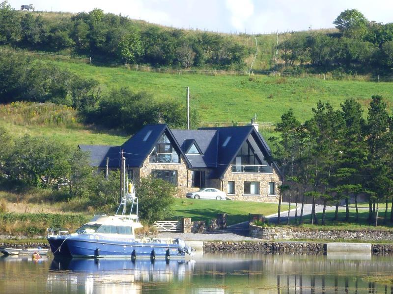 View of house - Croibh-inis: - Westport - rentals