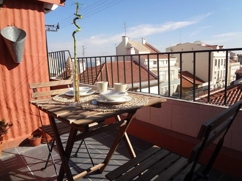 Terrace - Feellisbon - Lisbon - rentals