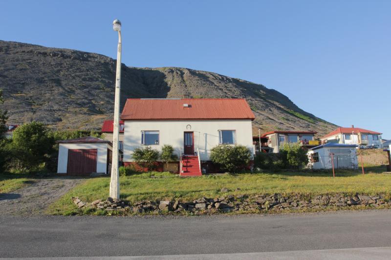 the house - Iceland-Westfjords,Patreksfjordur,Latrabjarg, - Patreksfjordur - rentals